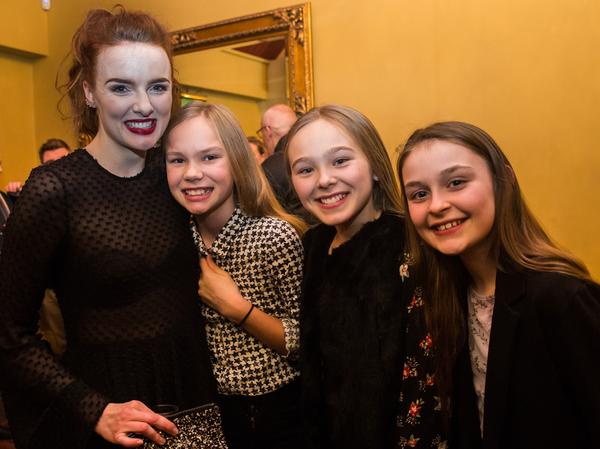Photo Flash: Inside Opening Night of THE WOMAN IN WHITE