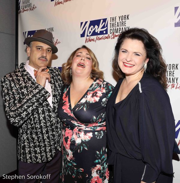 Justine Fleisher, Tracie Lynn Olivera, Michele McConnell