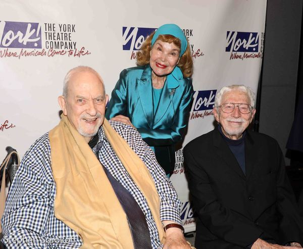 Harvey Schmidt, Kathryn Grant (Crosby), Tom Jones