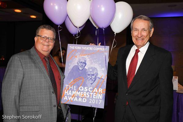 The York Theatre Company, Oscar Hammerstein Award 2017, James Morgan & David McCoy