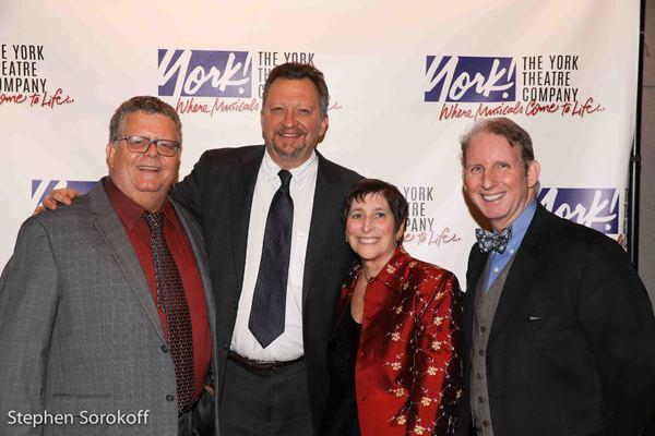 Photos: The York Theatre Gala Honors Tom Jones & Harvey Schmidt with 2017 Hammerstein Award