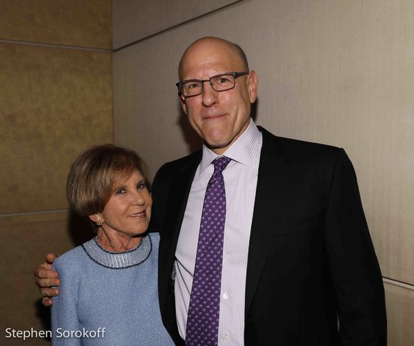 Photo Coverage: The York Theatre Gala Honors Tom Jones & Harvey Schmidt with 2017 Hammerstein Award