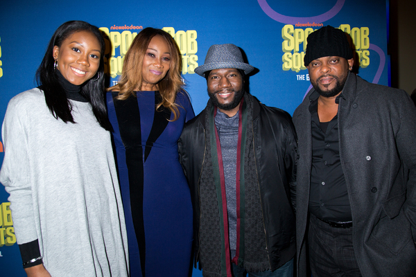 Photo Coverage: On the Opening Night Red Carpet for SPONGEBOB SQUAREPANTS!