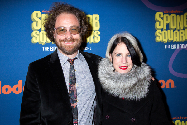Jonathan Coulton, Christine Connor Photo