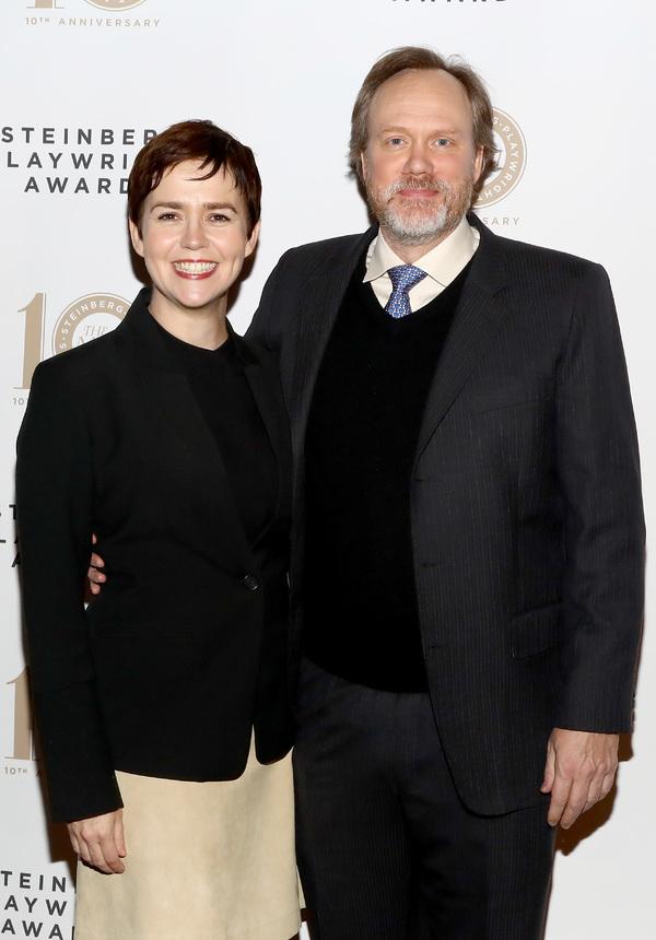 Emily Donahoe and Andrew Garman Photo