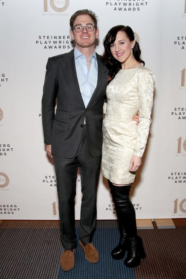 Jonathan Stein and Lena Hall