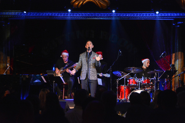 Photo Flash: Constantine Maroulis, Max von Essen, Eden Espinosa, Christina Bianco and More 'SPARKLE' at The Cutting Room