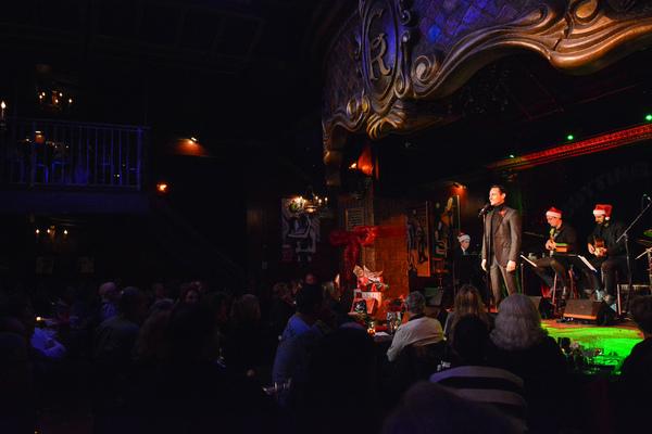 Photo Flash: Constantine Maroulis, Max von Essen, Eden Espinosa, Christina Bianco and More 'SPARKLE' at The Cutting Room