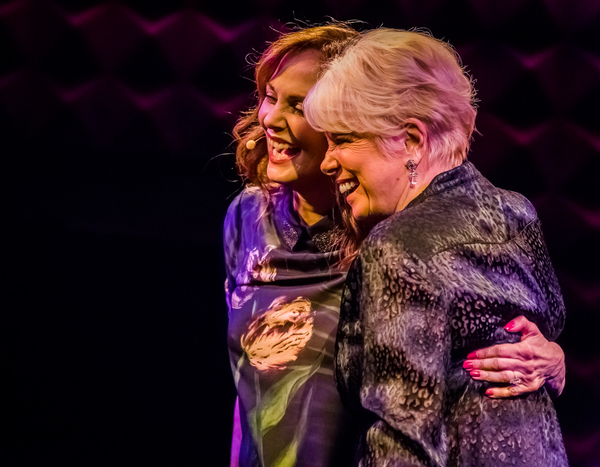 Lesley Ann Warren and Joyce Bulifant Photo
