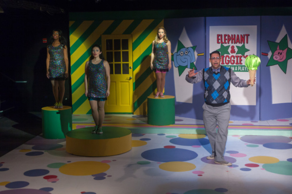 Photo Flash: First Look at ELEPHANT AND PIGGIE'S 'WE ARE IN A PLAY!' at Playhouse on Park