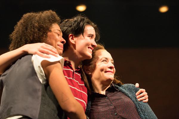 Victoria Janicki, Abby Corrigan, Susan Moniz