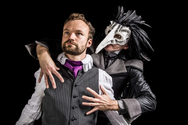 Photo Flash: Meet the Cast of Black Button Eyes Productions' 'NEVERMORE'