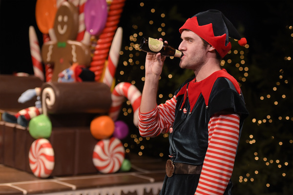 Photo Flash: TheatreWorks Silicon Valley presents THE SANTALAND DIARIES
