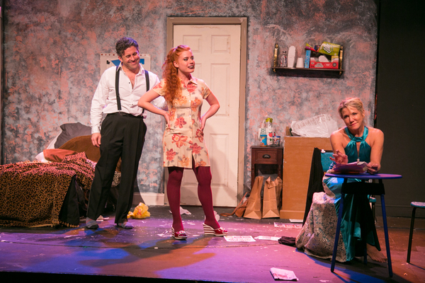 Photo Flash: STAGE KISS Opens Friday at TheatreWorks