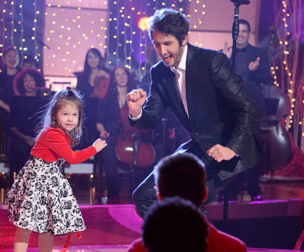 Photo Flash: First Look - Josh Groban Headlines CBS's HOME FOR THE HOLIDAYS
