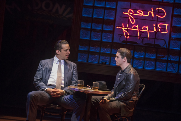 Photo Flash: Check Out Brand New Production Photos from A BRONX TALE - Now Starring Adam Kaplan