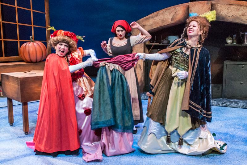 Nashville Children's Theatre Stages Copeland's Adaptation of CINDERELLA