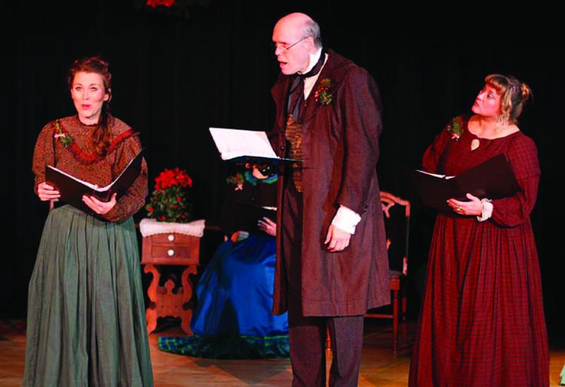 Watershed Public Theatre's A VICTORIAN CHRISTMAS CAROL Returns to Columbia State