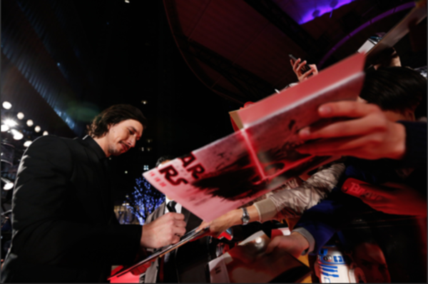 Photo Flash: Mark Hammil & More Attend STAR WARS: THE LAST JEDI Tokyo Fan Event
