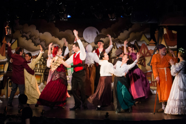 Photo Flash: A CHRISTMAS CAROL THE MUSICAL Celebrates Ninth Year Off-Broadway