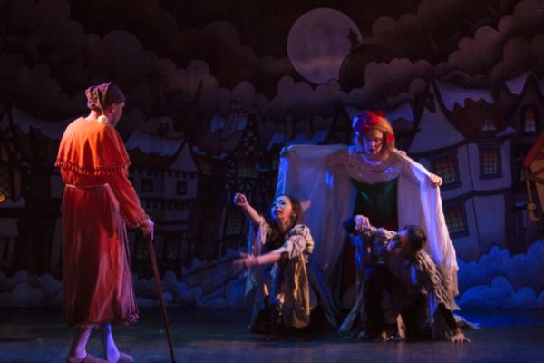 Photo Flash: A CHRISTMAS CAROL THE MUSICAL Celebrates Ninth Year Off-Broadway