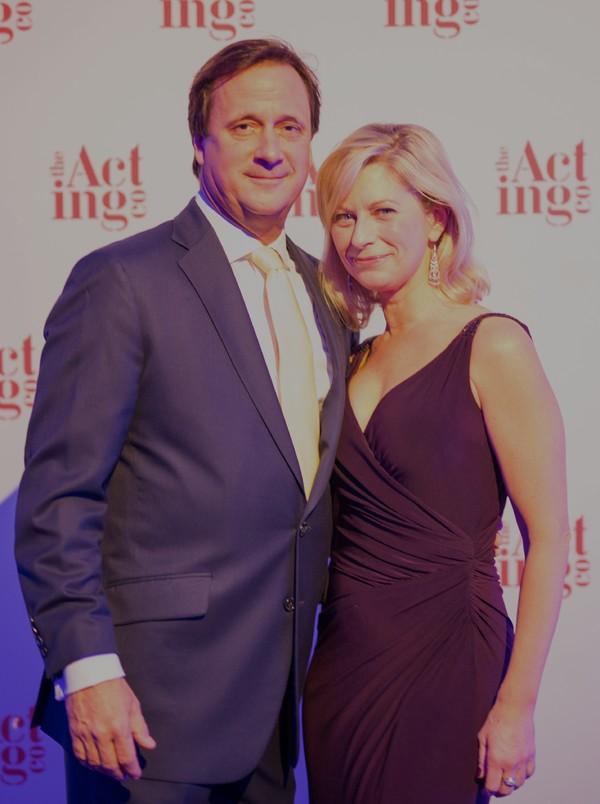 Angela Pierce and Alexander Coxe