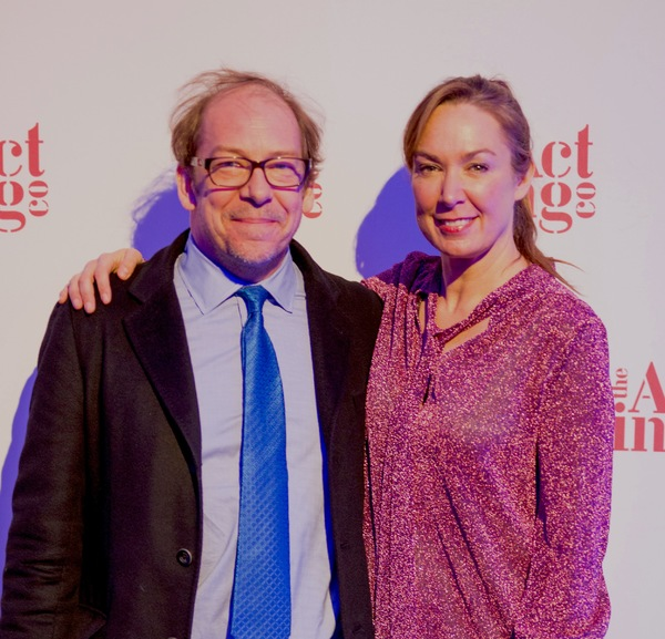 Bill Camp and Elizabeth Marvel Photo