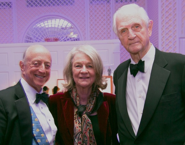 Earl Weiner, Louise Peabody and Edgar Lansbury