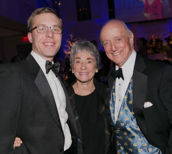 Ian Belknap, Margot Harley and Earl Weiner