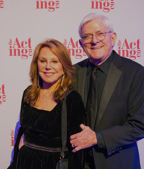 Photo Flash: The Acting Company Honors John Guare and Anne L. Bernstein at 2017 Gala