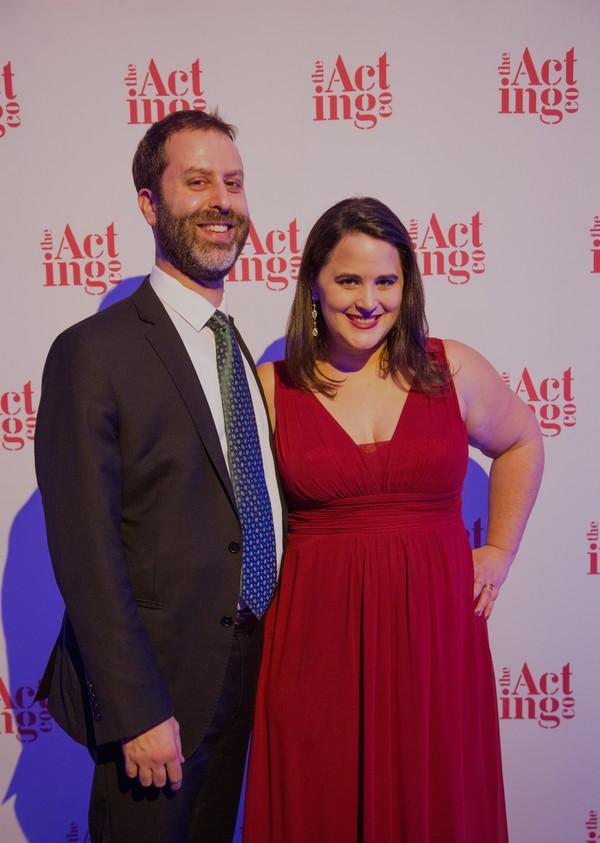 Russ Kaplan and Elisa Spencer-Kaplan