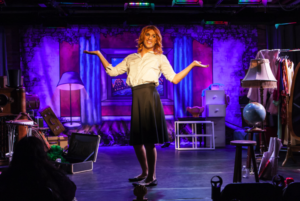 Photo Flash: First Look at LA LA LAND-Inspired SO LONG BOULDER CITY at The Subculture Theatre