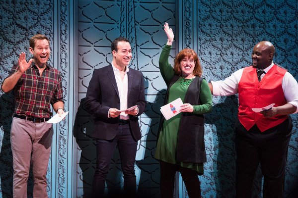 Photo Flash: Stars of COME FROM AWAY, ALADDIN, HAMILTON and More Take the Stage at BC/EFA's 29th Annual GYPSY OF THE YEAR