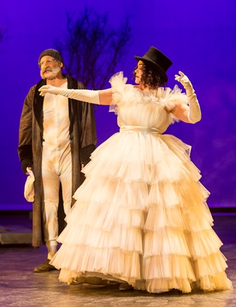 BWW Review: A Noise Within Rings in the Holidays with A CHRISTMAS CAROL's Cautionary Tale