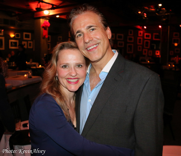 Anika Larsen and Freddie Maxwell