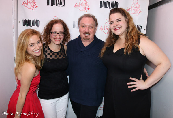 Cristy Altomare, Lynne Shankel, Dan Watt and Bonnie Milligan