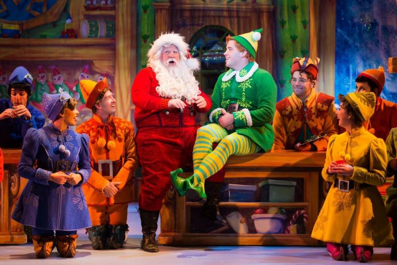 BWW Review: Touring ELF: THE MUSICAL at The Paramount Looks the Part but Lacks the Heart