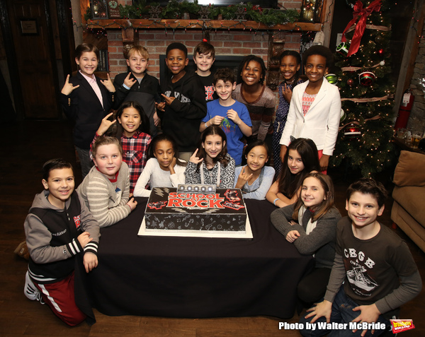 Photos:  SCHOOL OF ROCK Celebrates Two Years on Broadway