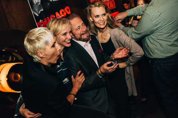 Photo Flash: CHICAGO Celebrates Its 21st Anniversary on Broadway