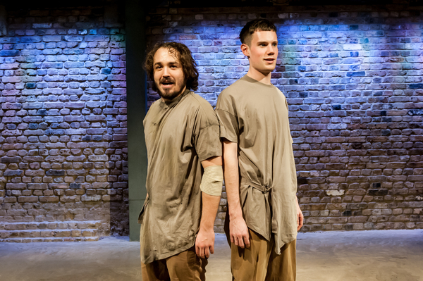 Photo Flash: First Look at Arcola Theatre's CALLISTO: A QUEER EPIC