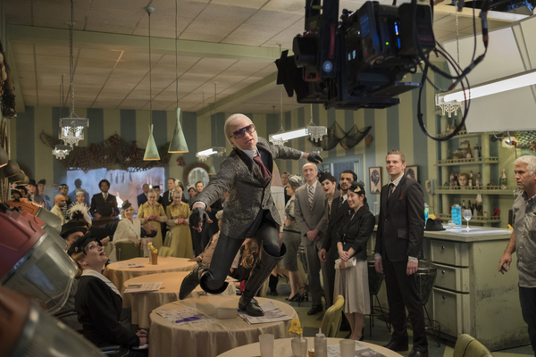 Photo Flash: First Look - Season 2 of Netflix's A SERIES OF UNFORTUNATE EVENTS