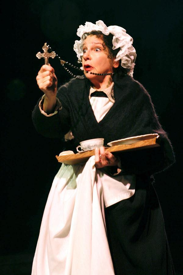 Cheryl McMahon as Mrs. Dilber