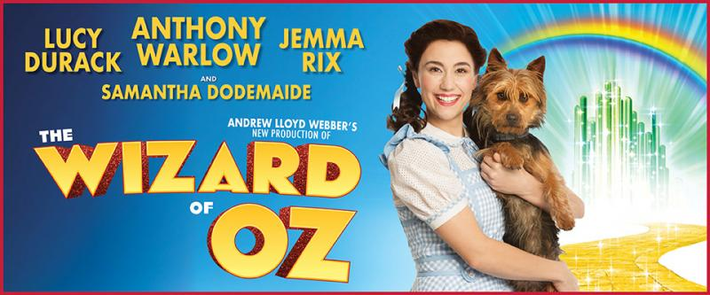 Follow the Yellow Brick Road to THE WIZARD OF OZ at Regent Theatre!