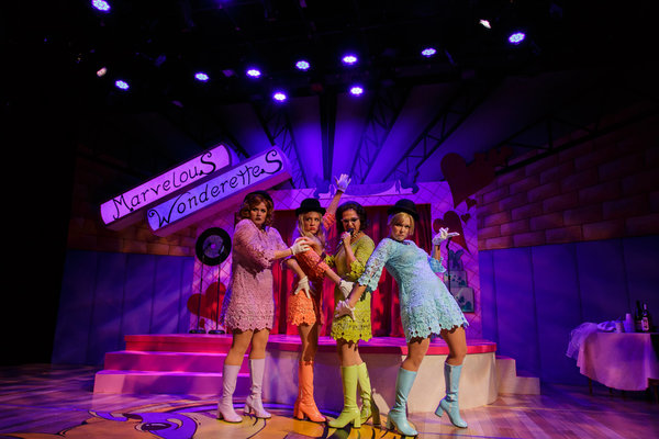 Photo Flash: First Look at THE MARVELOUS WONDERETTES: CAPS & GOWNS at Geva Theatre Center