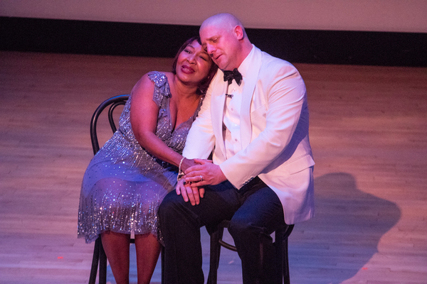 Photo Flash: Betsy Wolfe, Norm Lewis, Frances Ruffelle, Christopher Sieber and More Fete Tom Jones & Harvey Schmidt at York Gala