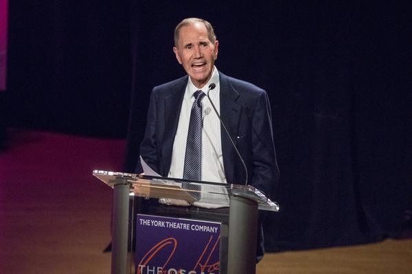 2017 Oscar Hammerstein Award presenter Freddie Gershon