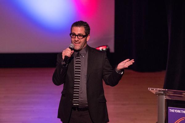 Ben Rimalower (Gala Host)