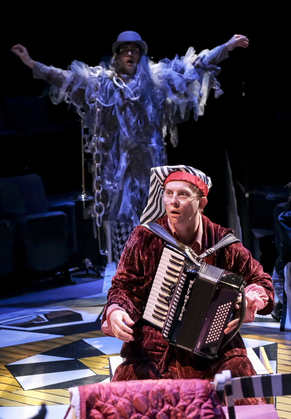 Photo Flash: First Look at A (SCARBOROUGH) CHRISTMAS CAROL at The Stephen Joseph Theatre