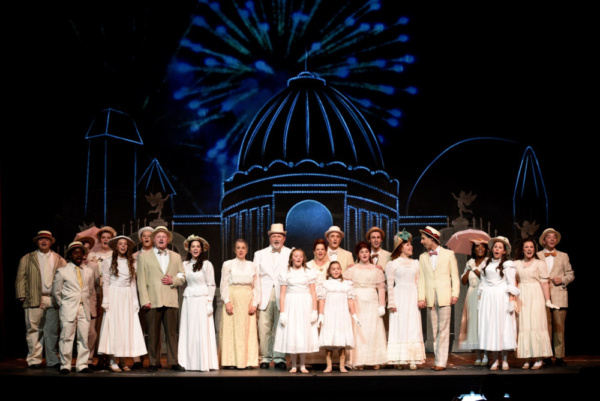 Photo Flash: First Look at MEET ME IN ST. LOUIS at The Croswell Opera House