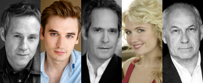 First Broadway Revival of TRAVESTIES, Starring Tom Hollander, Finds Full Company